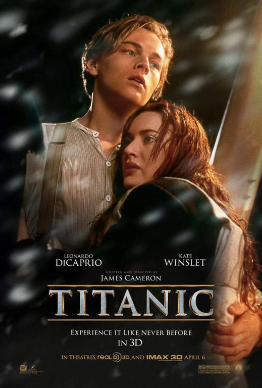 Les affiches du film Affiche-americaine-du-film-titanic-3d-10584452wctjx