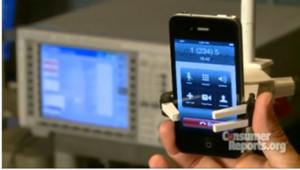 iPhone 4, le test