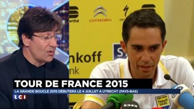 """Le Tour de France """"est une marque qui s'exporte à l'étranger"""""""