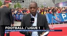 """Ligue 1 : """"du grandiose, du spectaculaire"""" attendu pour le sacre du PSG"""