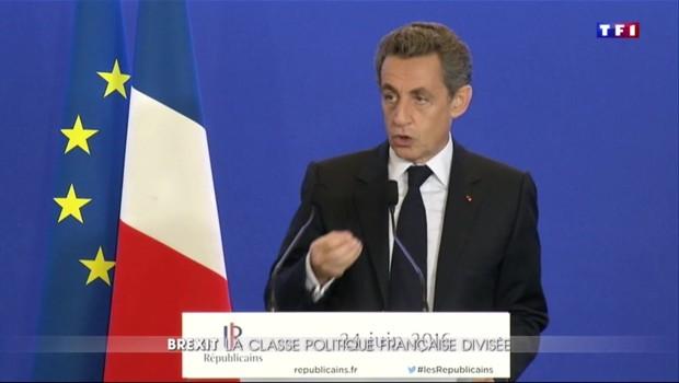 Brexit : tour d'horizon des réactions politiques en France