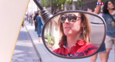 Le 20 heures du 3 août 2015 : A Paris, la concurrence des vélos-taxis fait rage - 1122