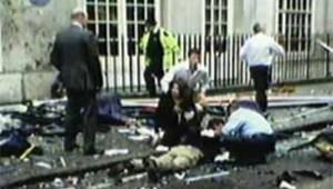 Londres attentats blessés