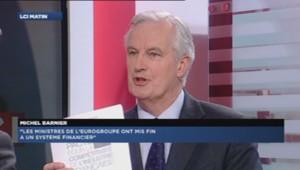 Michel Barnier sur LCI