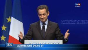 Sarkozy propose trois débats avant le second tour