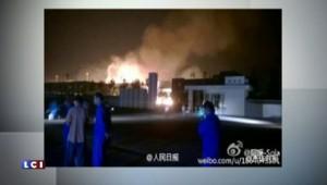 Chine : une nouvelle explosion industrielle fait un mort et neuf blessés