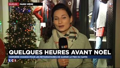 """Course de Noël : les retardataires, """"facile de les reconnaître"""""""