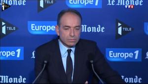 """Le 13 heures du 24 novembre 2013 : Pour Cop�Ayrault, """"maillon faible"""" du gouvernement - 604.2149999999999"""