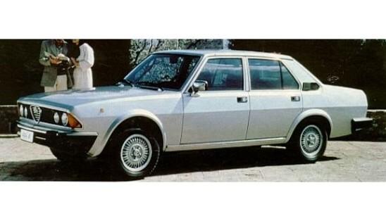 Photo 1 : ALFA 6 - 1983