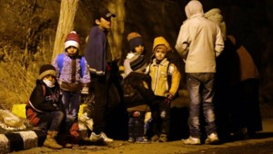 Des enfants à Madaya.