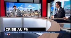 """Florian Philippot : """"On est dans une situation d'urgence en France"""""""