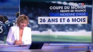 Le 13 heures du 14 mai 2014 : Didier Deschamps mise sur la jeune g�ration - 1135.4831790771484