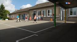 Le 20 heures du 21 août 2013 : Ecole : Qui passera au nouveau rythme scolaire ? - 1012.64