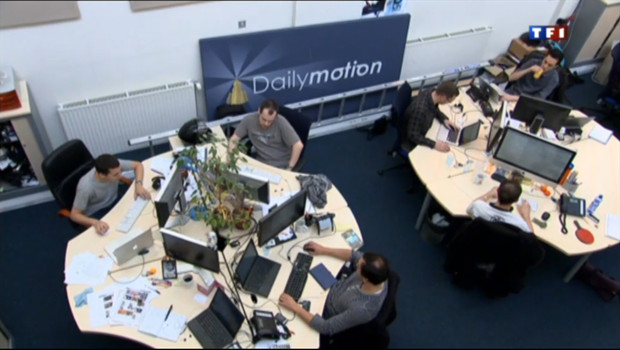 Le 20 heures du 3 mai 2013 : Orange regrette l%u2019intervention de Montebourg dans le rachat de Dailymotion - 752.818