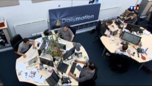 Le 20 heures du 3 mai 2013 : Orange regrette l%u2019intervention de Montebourg dans le rachat de Dailymotion - 752.818
