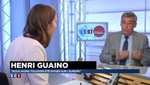 """Les Républicains divisés sur la Grèce, Guaino pour une Europe de """"nations souveraines"""""""