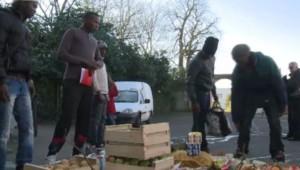 Nantes : des migrants squattent un presbytère, janvier 2015