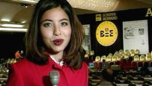 Roxana Saberi, journaliste irano-américaine
