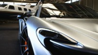 Teaser de l'émission Automoto du 8 juin 2014, avec 'hypercar McLaren P1 et son moteur hybride de 916 chevaux.