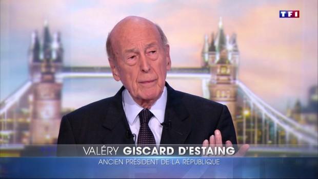 """Valéry Giscard d'Estaing sur le Brexit : """"Un événement grave"""" mais qu'il ne faut pas """"exagéré"""""""