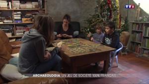 """""""Archaeologia"""", un Monopoly sur l'archéologie """"made in France"""""""