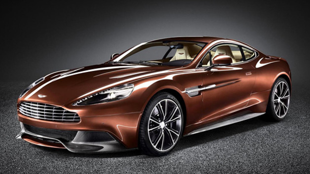 Aston Vanquish : nouvelle icne ?