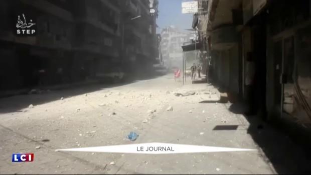 Bombardements aériens sur des hôpitaux à Alep, la situation humanitaire s'aggrave