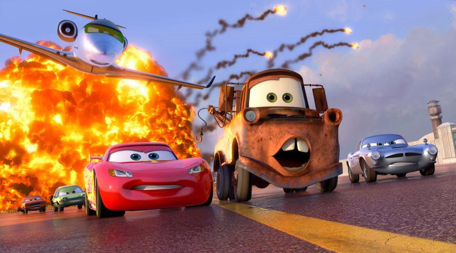 Cars 2 déboulera le 27 juillet 2011, tout en 3D.
