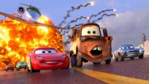 Cars 2 de Brad Lewis