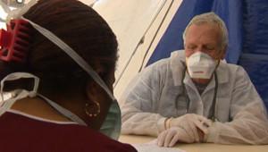 Consultation médicale dans les Territoires d'Outre-mer dans le cadre d ela lutte contre la grippe A/H1N1 (23 août 2009)