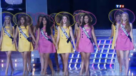 Miss France : les images des ultimes rptitions