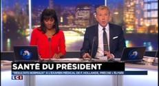 """""""Résultats normaux"""" pour le check-up santé du président Hollande"""