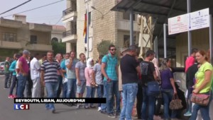 Au Liban aussi, les réfugiés syriens rêvent d'exil