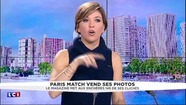 """Cette photo du film """"Le Clan des Siciliens"""" sera la star de la vente aux enchères de Paris Match"""