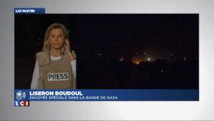 Journaliste bombardée à Gaza : l'envoyée spéciale de TF1 témoigne