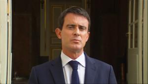 Le 20 heures du 28 septembre 2014 : Manuel Valls se r�uit de la fermet�u gouvernement - 241.5960000000001