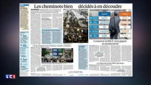 """""""Les cheminots sur la défensive"""" et Tchernobyl, 30 ans après : la revue de presse du 26 avril 2016"""
