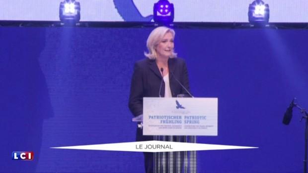 """Marine Le Pen sur l'Union européenne : """"Une dérive technocratique s'est produite"""""""