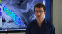 """Météo France : """"L'automne est la saison où le risque de pluies diluviennes est le plus important"""""""