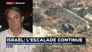 Proche-Orient : les Israéliens craignent une nouvelle explosion de violences