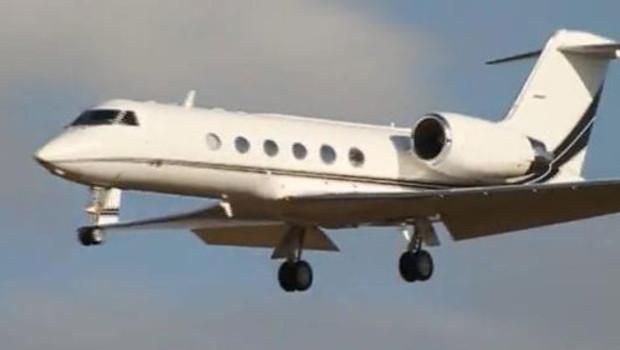 Un Gulfstream IV (archives).