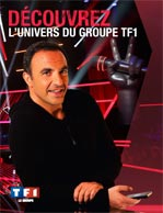 Dcouvrez l'univers du groupe TF1