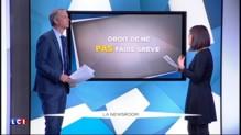 """Bloquer des raffineries : Manuel Valls dit que c'est """"illégal"""", a-t-il raison ou tort ?"""