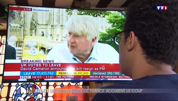 Brexit : le désarroi des Britanniques expatriés en France