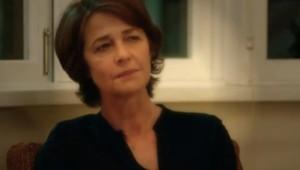 Charlotte Rampling dans la saison 8 de la série Dexter