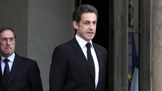 Claude Guéant et Nicolas Sarkozy