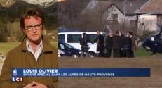 Crash : les PDG de Germanwings et de Lufthansa sur les lieux du drame