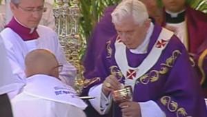 Cuba : messe du pape à La Havane, 28/3/12