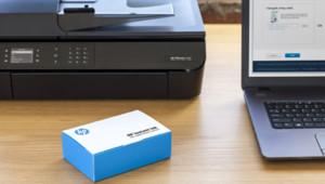 HP lance la livraison à domicile de cartouches d'encre... sans avoir à les commander