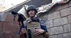 """Le 20 heures du 20 août 2014 : Irak : James Foley, journaliste am�cain tu�ar les jihadistes, """"�it un homme fort"""" - 742.2221167297364"""
